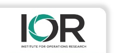 Logo Discrete Optimization and Logistics at the IOR
